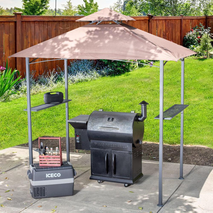Grill Gazebo - QSR-Unlimited