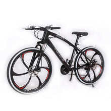 Load image into Gallery viewer, New Python shaped mountain bike 26 inch one wheel double disc brake - QSR-Unlimited