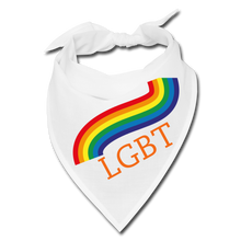 Load image into Gallery viewer, LGBT Rainbow Bandana - QSR-Unlimited