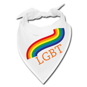 LGBT Rainbow Bandana - QSR-Unlimited