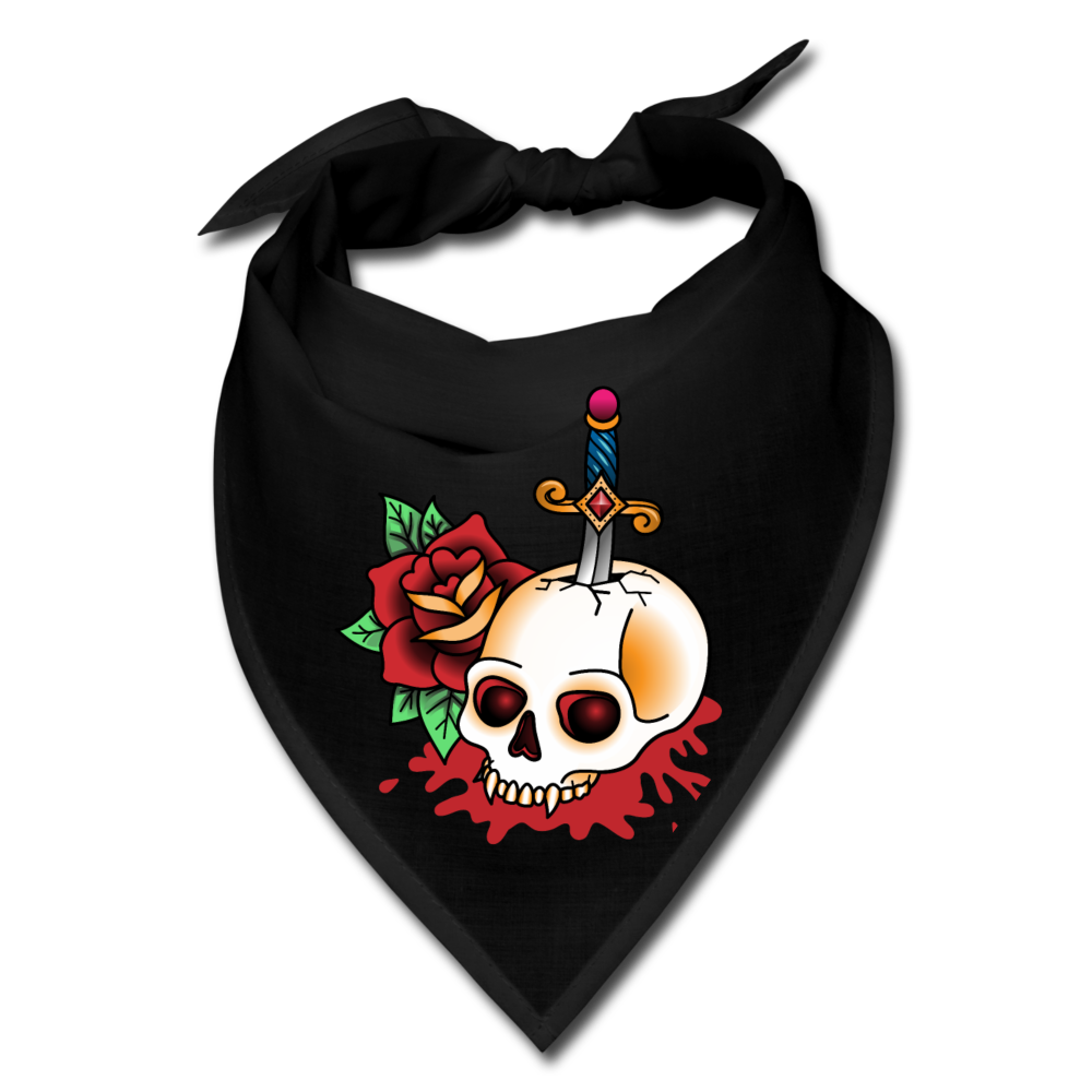 Sword Skull Bandana - QSR-Unlimited