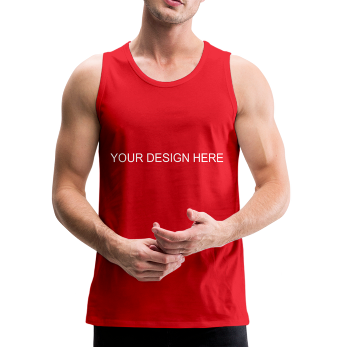 Men's Premium Tank - QSR-Unlimited