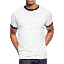 Load image into Gallery viewer, Men's Ringer T-Shirt - QSR-Unlimited