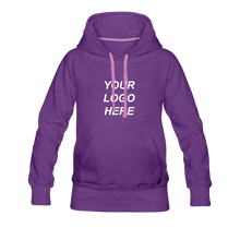 Load image into Gallery viewer, Women's Premium Hoodie - QSR-Unlimited