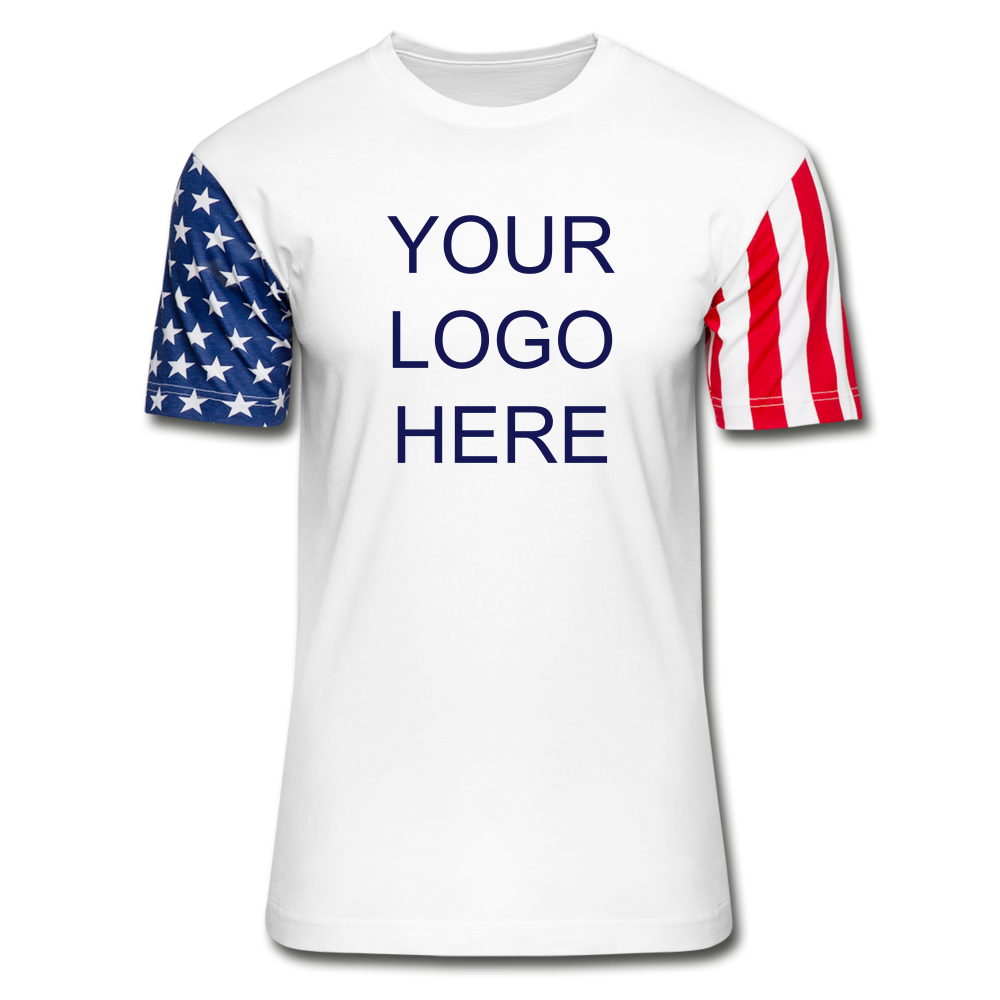 Stars & Stripes T-Shirt - QSR-Unlimited