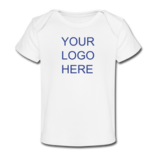 Load image into Gallery viewer, Organic Baby T-Shirt - QSR-Unlimited