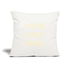 "Load image into Gallery viewer, Throw Pillow Cover 18"" x 18"" - QSR-Unlimited"