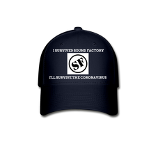 Load image into Gallery viewer, I Survived Sound Factory Baseball Cap - QSR-Unlimited