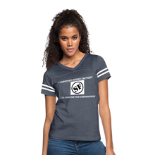 Load image into Gallery viewer, I Survived Sound Factory  Women's Vintage Sport T-Shirt - QSR-Unlimited
