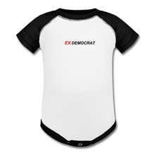 Load image into Gallery viewer, ExDemocrat Baseball Baby Bodysuit - QSR-Unlimited