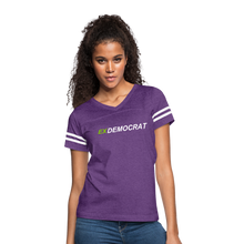 Load image into Gallery viewer, ExDemocrat Women's Vintage Sport T-Shirt - QSR-Unlimited