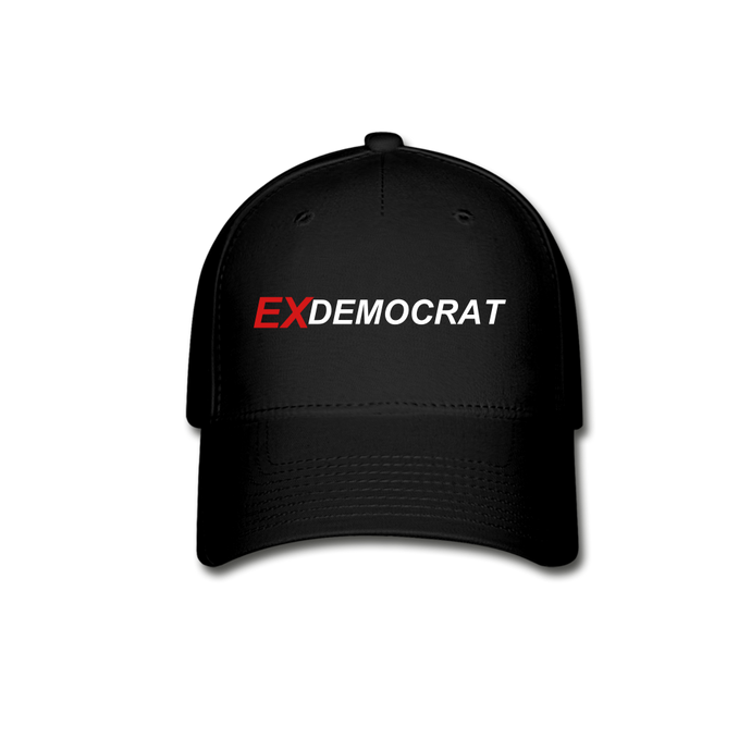 ExDemocrat Baseball Cap - QSR-Unlimited