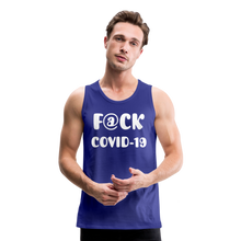 Load image into Gallery viewer, F@CK Covid-19 Men's Premium Tank - QSR-Unlimited