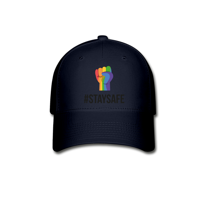 #StaySafe Baseball Cap - QSR-Unlimited