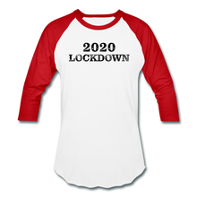 Load image into Gallery viewer, 2020 Lockdown Baseball T-Shirt - QSR-Unlimited