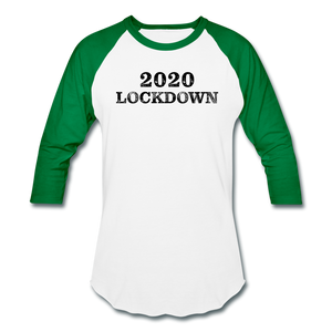 2020 Lockdown Baseball T-Shirt - QSR-Unlimited