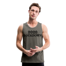 Load image into Gallery viewer, 2020 Lockdown Men's Premium Tank - QSR-Unlimited
