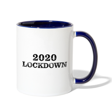 Load image into Gallery viewer, 2020 Lockdown Contrast Coffee Mug - QSR-Unlimited