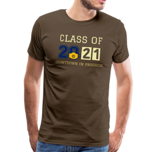 Load image into Gallery viewer, Class of 2021 Men's Premium T-Shirt - QSR-Unlimited
