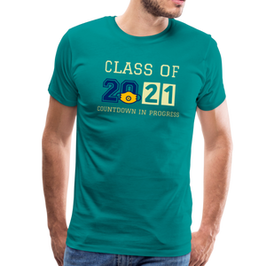 Class of 2021 Men's Premium T-Shirt - QSR-Unlimited