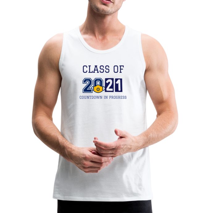 Class of 2021 Men's Premium Tank - QSR-Unlimited