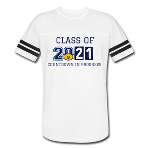 Class of 2021 Vintage Sport T-Shirt - QSR-Unlimited