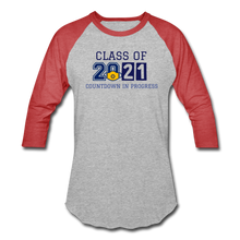 Load image into Gallery viewer, Class of 2021 Baseball T-Shirt - QSR-Unlimited