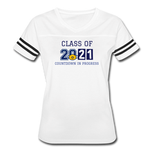 Load image into Gallery viewer, Class of 2021 Women's Vintage Sport T-Shirt - QSR-Unlimited