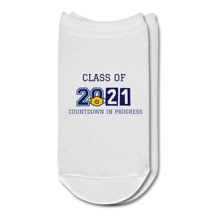 Class of 2021 Ankle Socks - QSR-Unlimited