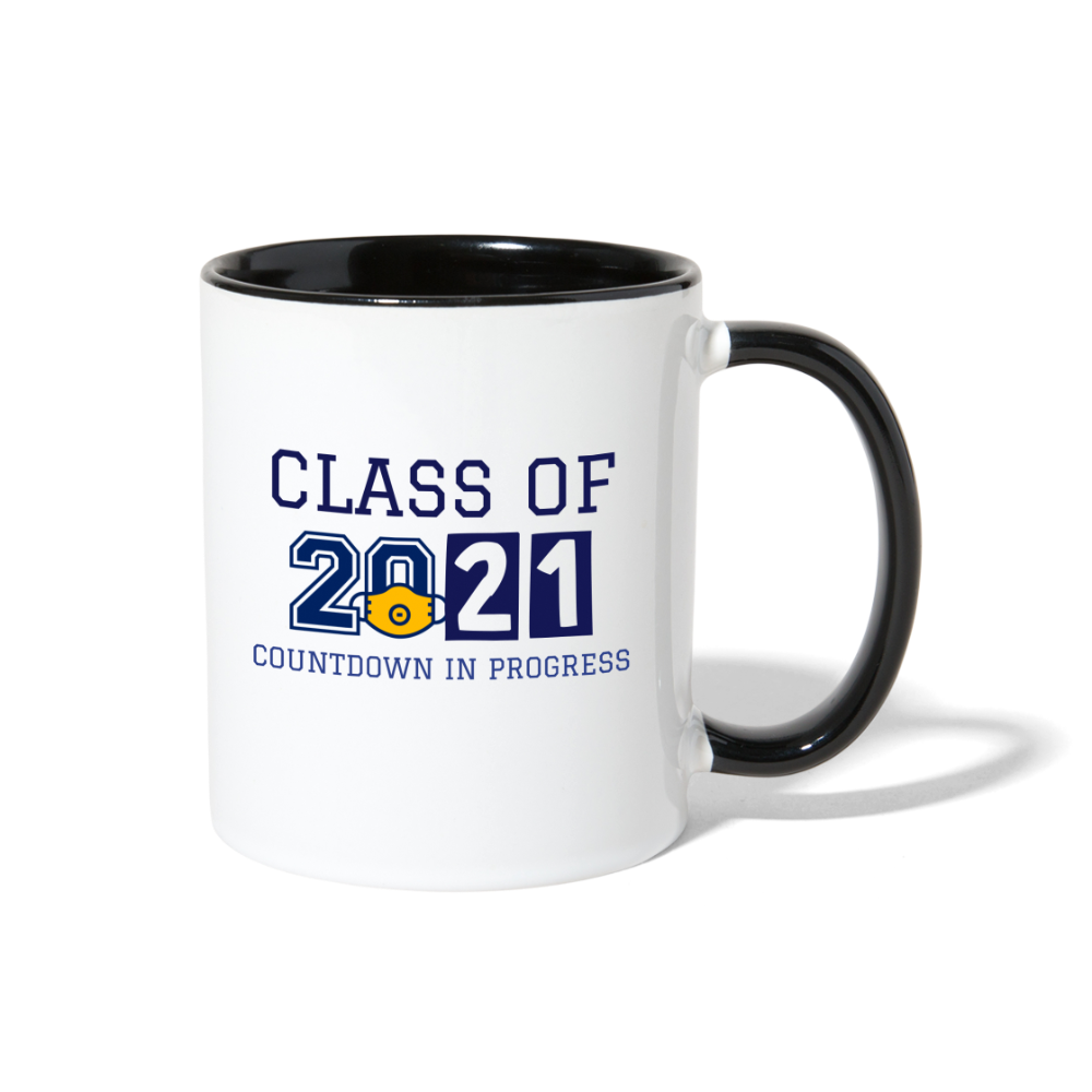 Class of 2021 Contrast Coffee Mug - QSR-Unlimited