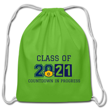 Load image into Gallery viewer, Class of 2021 Cotton Drawstring Bag - QSR-Unlimited