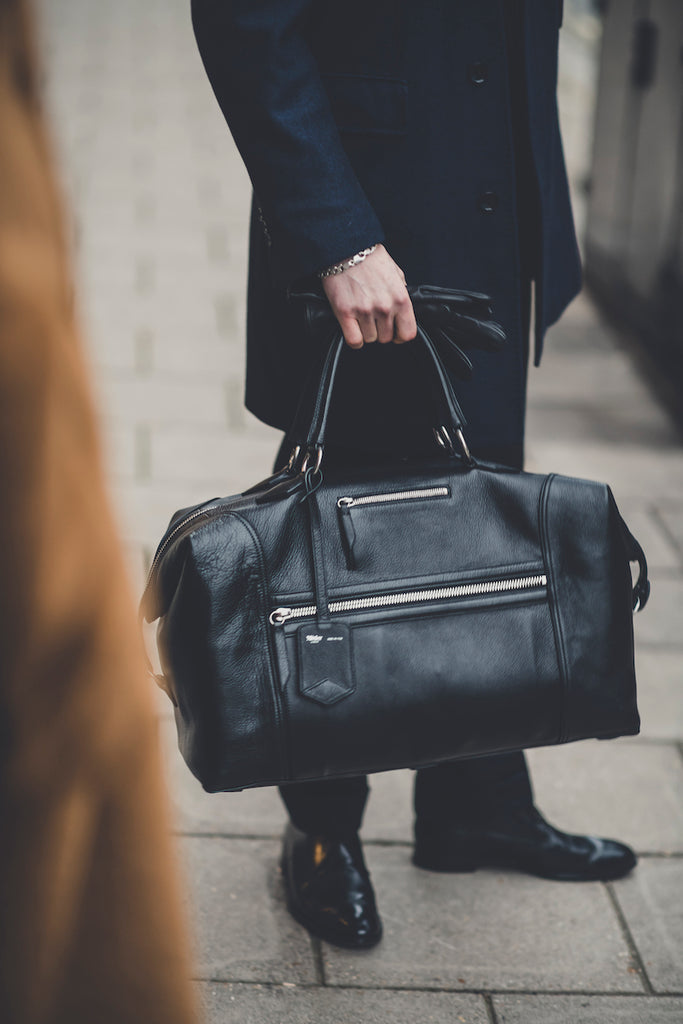 MASON SONS METIER LONDON LEATHER GOODS BY AMY SHORE