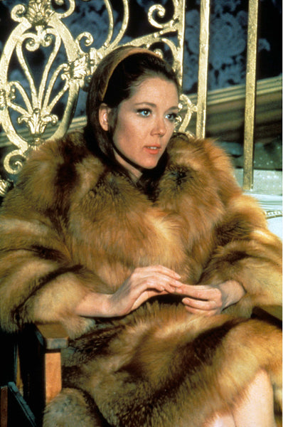 Mason Sons Diana Rigg Obituary On Her Majestys Secret Service James Bond Tracy
