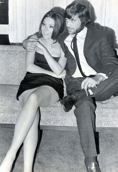 Mason Sons Diana Rigg Obituary Oliver Reed Swinging Sixties London