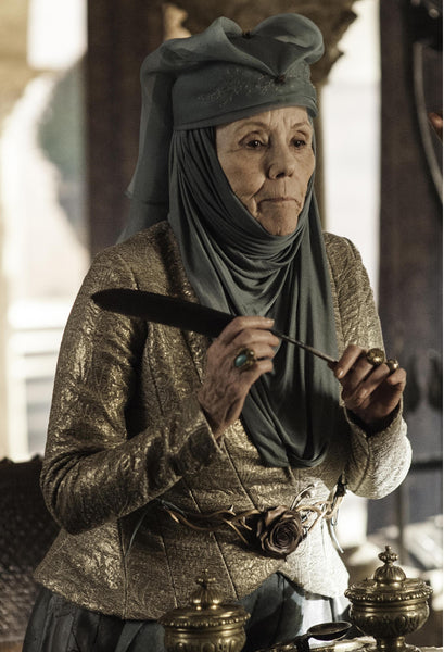 Mason Sons Diana Rigg Obituary Game of Thrones