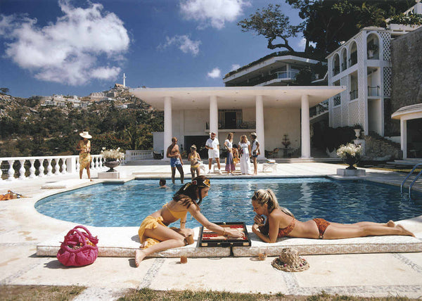 Mason Sons Selects Summer Season Staples Slim Aarons