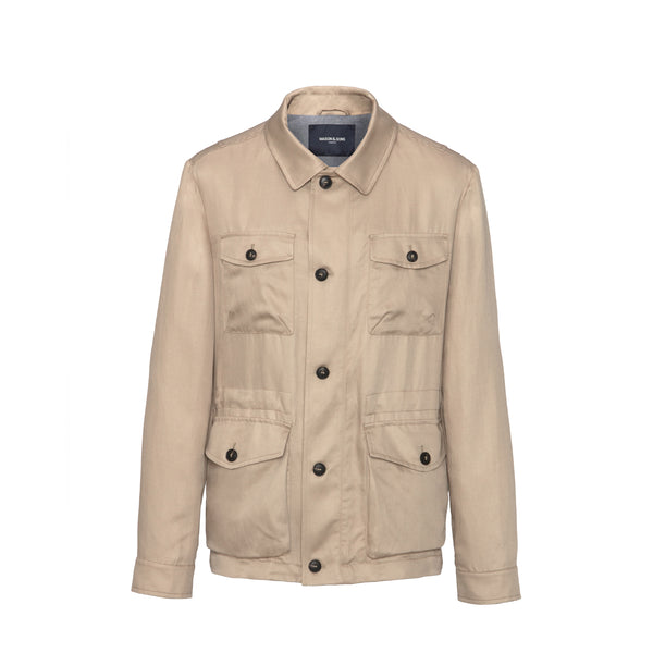 Mason Sons Selects Summer Style Safari Jacket
