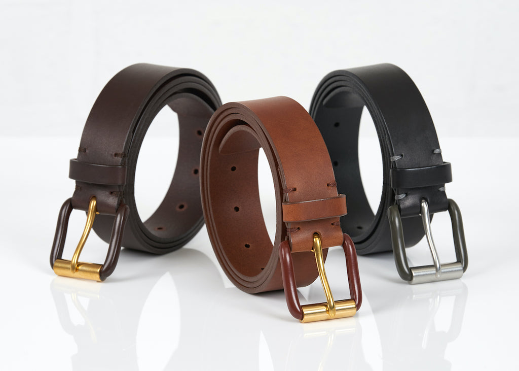 Mason and Sons Awling Belts Made in England