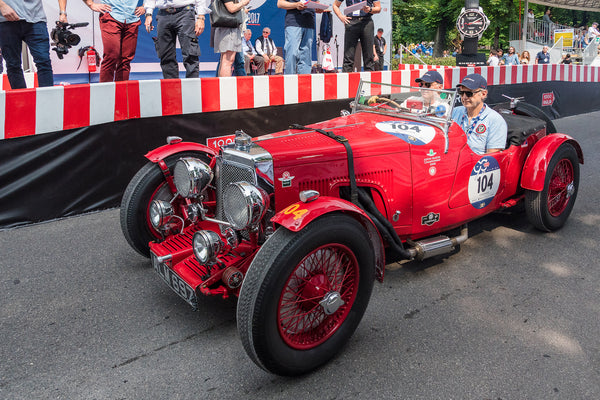 1933 Aston Martin Short Chassis Le Mans