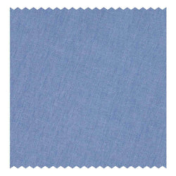 Mid-Blue Poplin (Sea Island Quality)