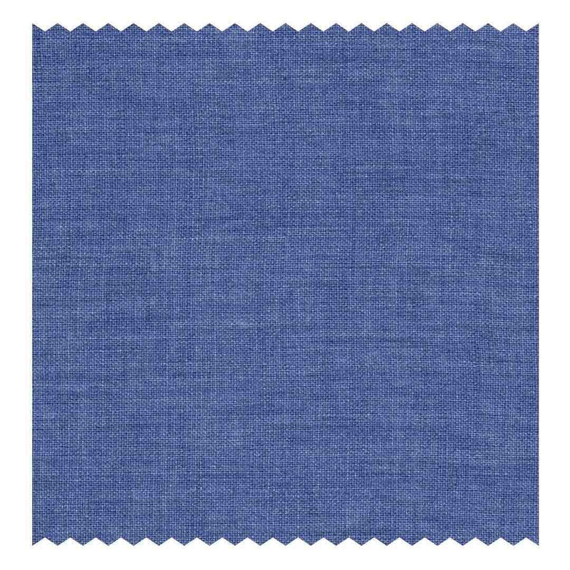 Denim-Blue 8.0 oz Italian Linen
