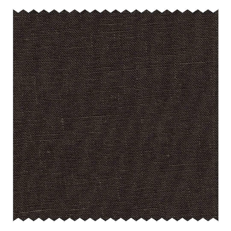 Dark Brown 8.0 oz Scabal Linen