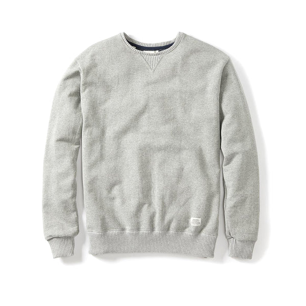 Milton Light Grey Sweatshirt