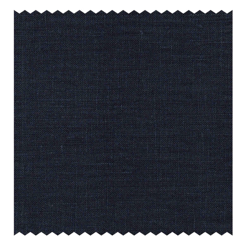 Dark Navy 9.0 oz Italian Linen