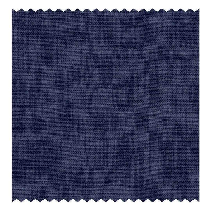 Light Navy 9.0 oz Italian Linen