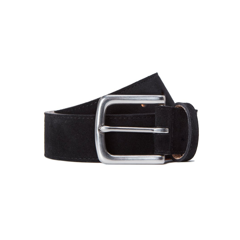 "Black ""Playboy"" Belt"