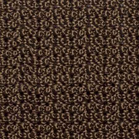 Mid Brown Knitted Necktie