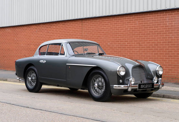 1957 Aston Martin DB2/4 Mk II Tickford Fixed-Head Coupé