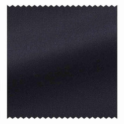Midnight Blue Plain Weave Four Seasons