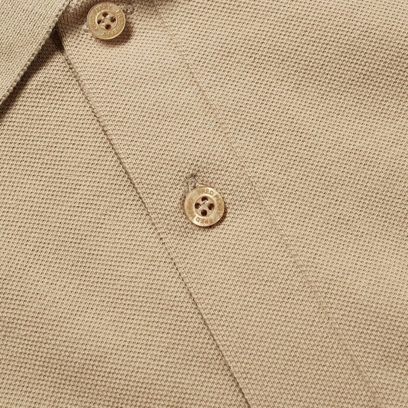 Camel & Navy M3 Polo Shirt